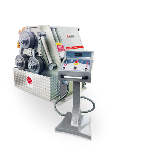 3R HPK + Hidrolik 3 Toplu Profil ve Boru Bükme/Kıvırma Makinası