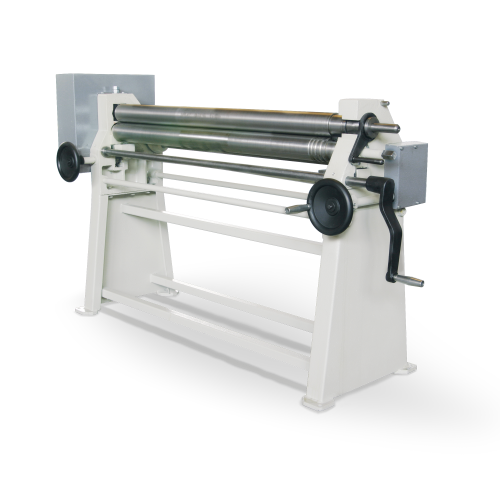 MS  + Manual 3 Roll 3-4 Roll Plate Rolling Machines