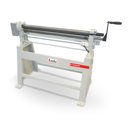 R + Manual 3 Roll 3-4 Roll Plate Rolling Machines