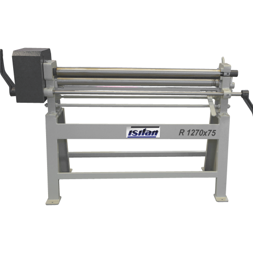 R + Manual 3 Roll Plate Rolling Machines
