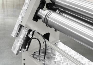 Standard Hydraulic Back Roll Piston