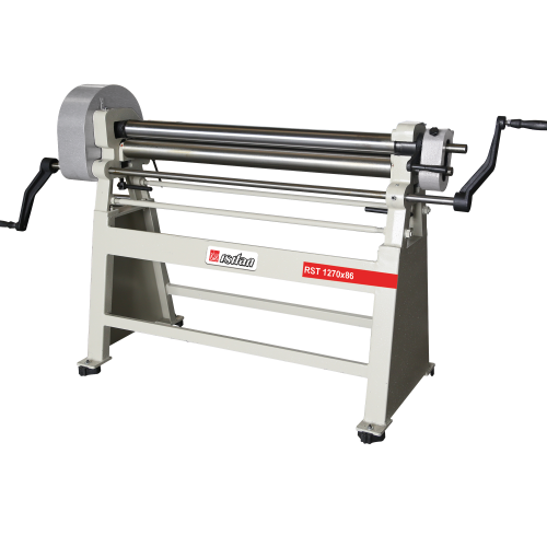 RST  + Manual 3 Roll 3-4 Roll Plate Rolling Machines