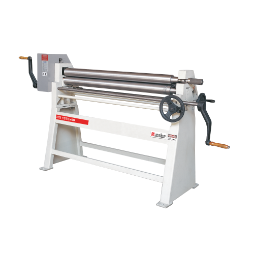 RS + Manual 3 Roll 3-4 Roll Plate Rolling Machines