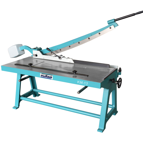 KM + Arm Guillotine Shear