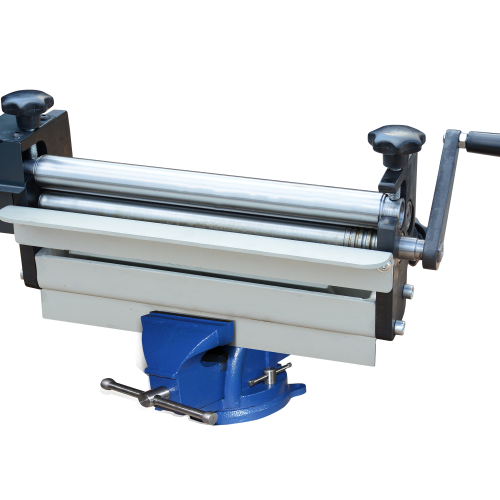 S + Manual 3 Roll Plate Rolling Machines