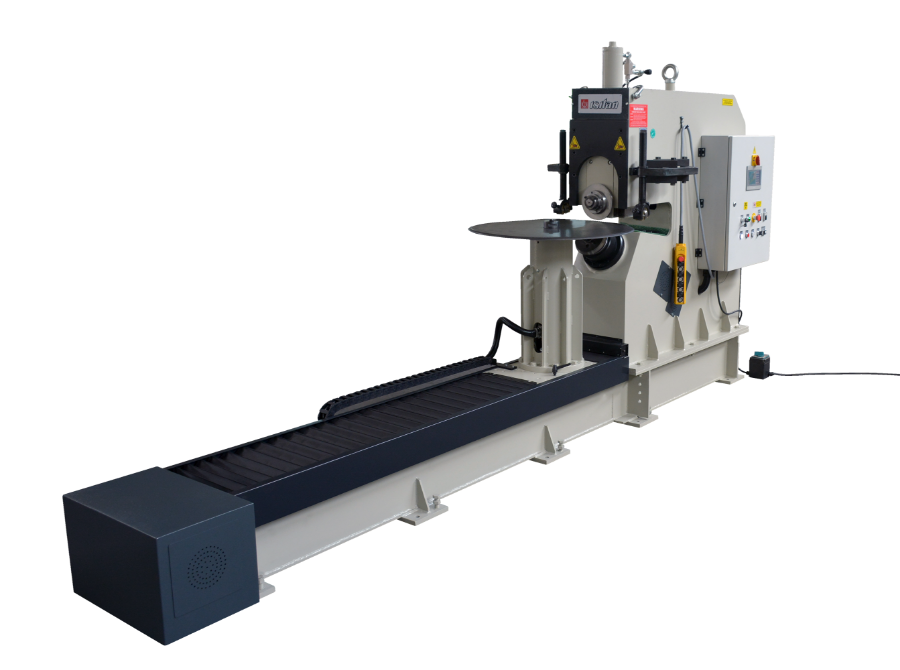 Circular Cutting&Flanging Machines